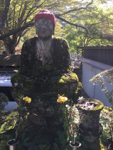 jizo (buddhist guardian deity) at jokoji temple 浄光寺 閼伽 3