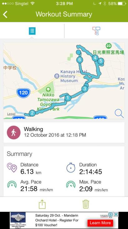 kanman abyss + nikko historical walk
