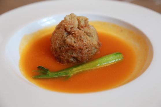minced-chestnut-mushroon-dumplings