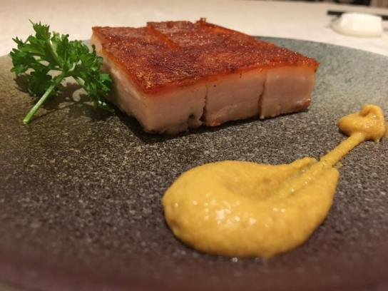 roast pork 烧肉 - S$12