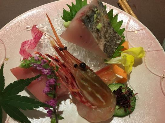 sashimi-was-good-chutoro-botan-ebi-maybe-sawari-spanish-mackerel2