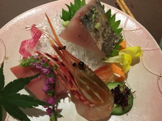 sashimi-was-good-chutoro-botan-ebi-maybe-sawari-spanish-mackerel2