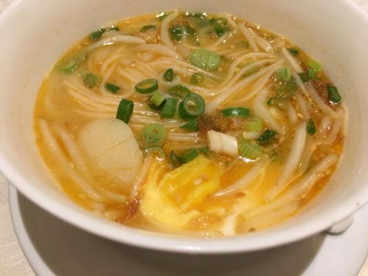 scallop noodles S$10.80