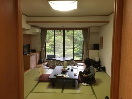 shikisai ryokan room