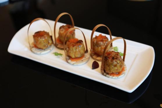 fried siu mai