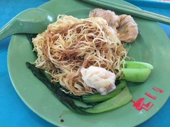 wanton noodles dry