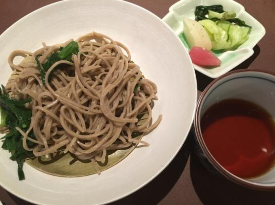 zaru-soba-a-disaster-worse-than-on-ana-flight