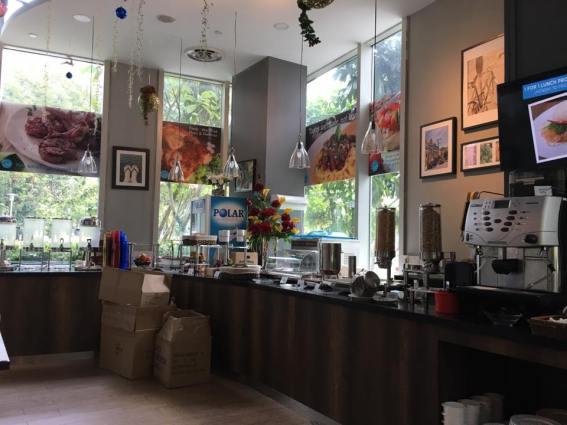 cafe cali @ park avenue rochester