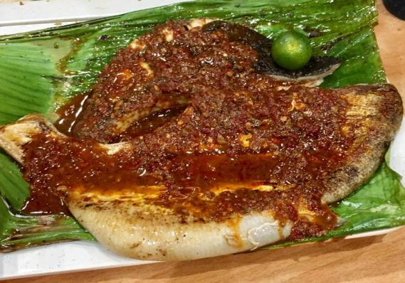 chilli bbq stingray