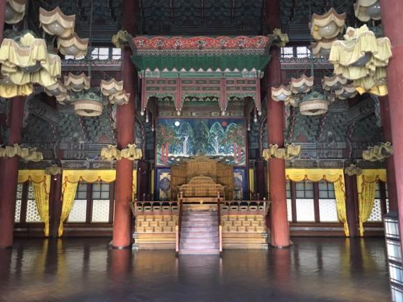 Day 1 - Injeong-jeon, Changdeokgung 昌德宫