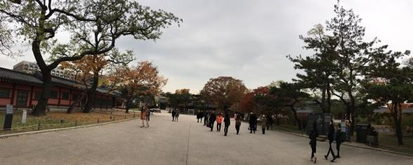 Day 1 - Changdeokgung 昌德宫