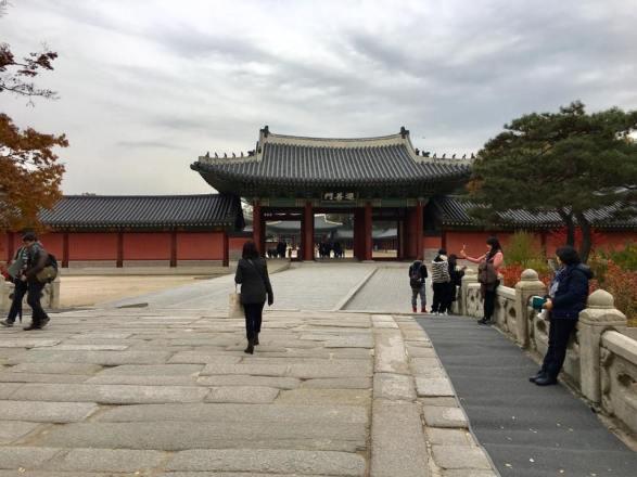 Day 1 - Changdeokgung 昌德宫