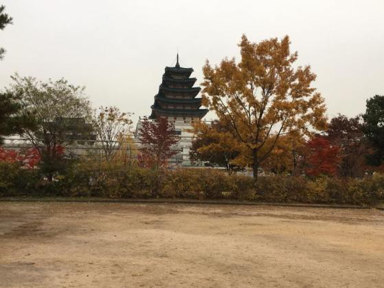 Day 1 - folk museum, Gueongbokgung 경복궁 景福宫