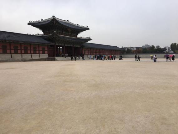 Day 1 - Heungnyemun兴礼门,Gueongbokgung 경복궁 景福宫