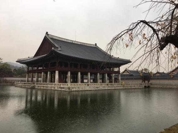 Day 1 - Gyeonghoe-ru Pavilion 庆会楼, Gueongbokgung 경복궁 景福宫