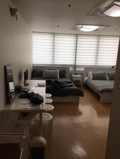 jyp house Airbnb @ hongdae