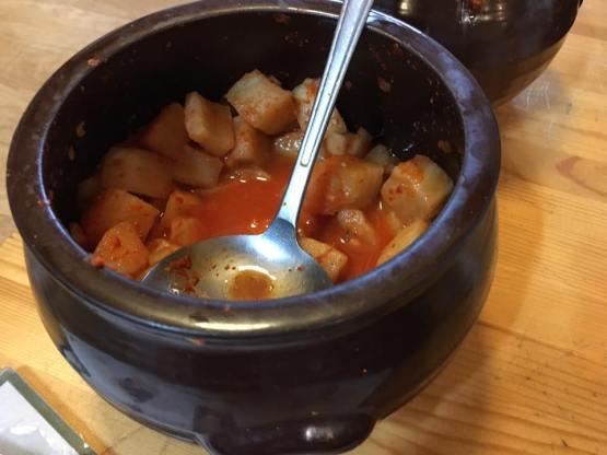 d1-banchan side dishes 반찬,Tosokchon Samgyetang (토속촌 삼계탕) 土俗村 蔘鷄湯