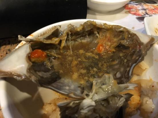 Ganjang Gejang (프로간장게장) raw sauce crab