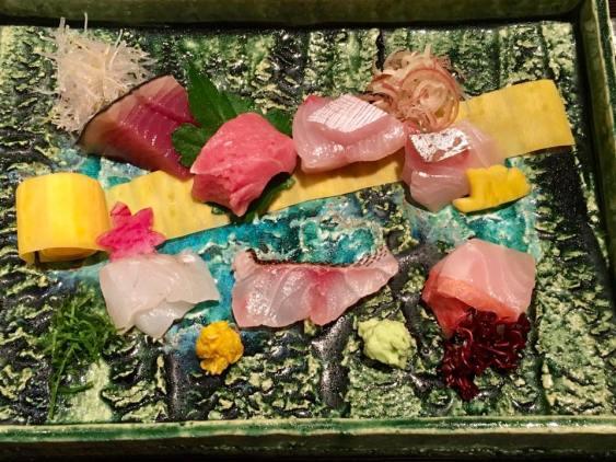 sashimi moriawase