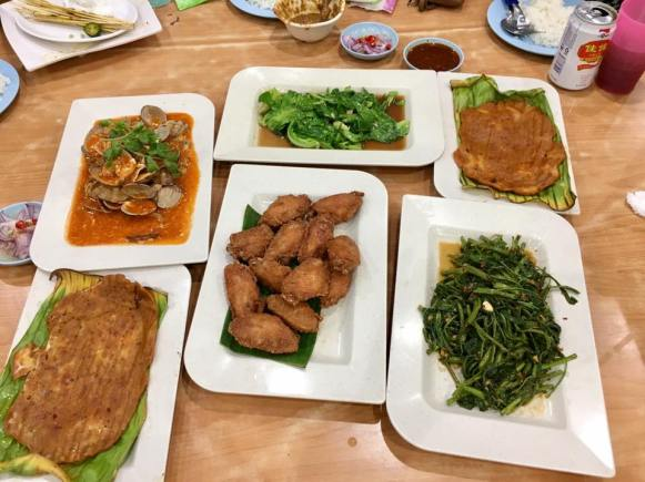 zi char dishes