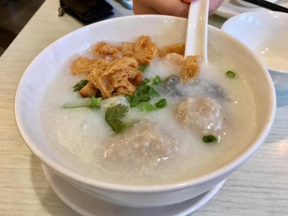 3 combo porridge 三拼粥
