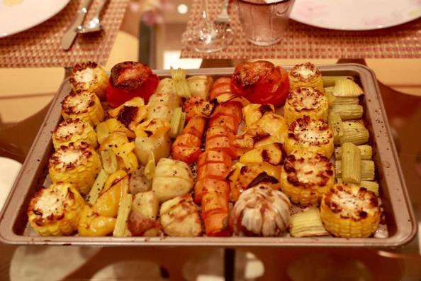 #5 roasted vegetables
