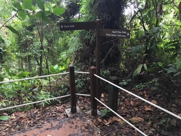 cave path
