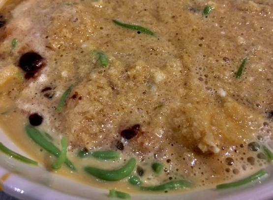 old town white coffee original cendol