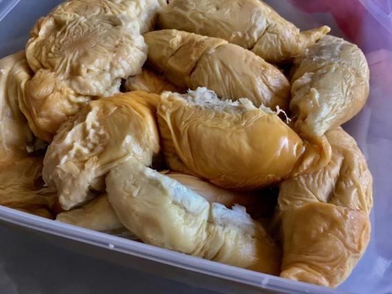 D13 durians from sin kian choon tiong bahru