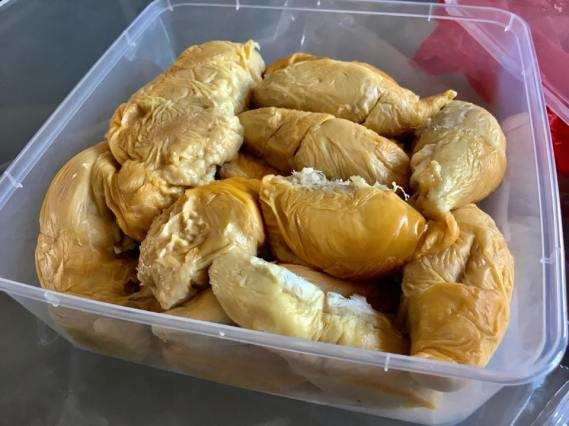 D13 durians from sin kian choon tiong bahru