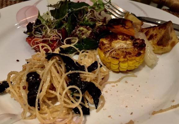 dinner dishes
