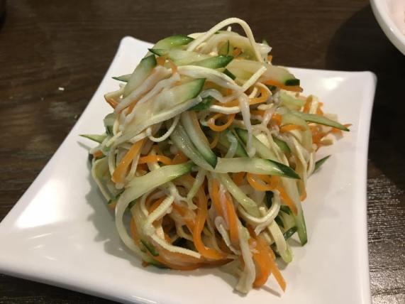 拌三丝 3 veg salad