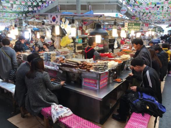 jogba-gwangjang-market-stall