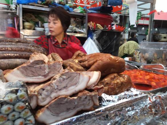 jogbal-gwangjang-market-stall