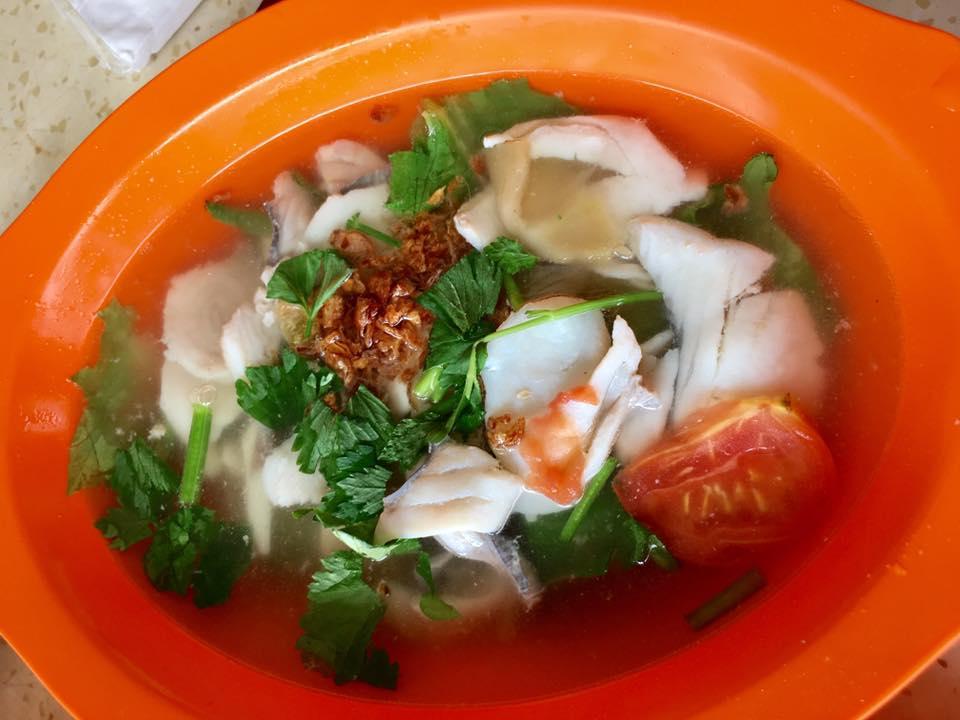 S 5 Fish Soup