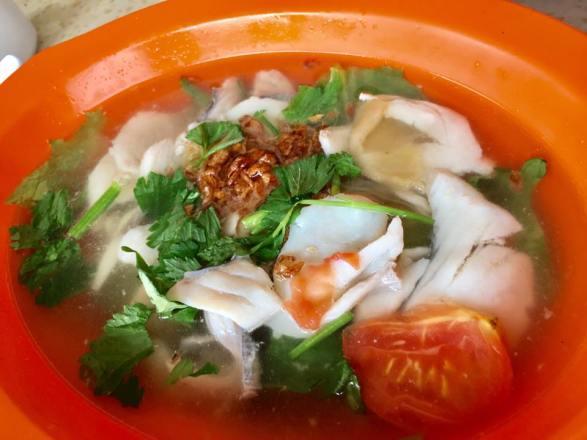 S$5 fish soup
