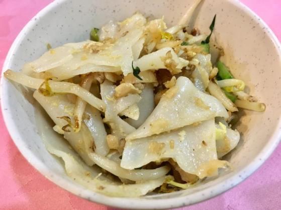 teochew fried kuay teow
