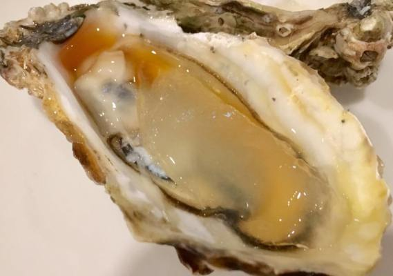 wed ladies night S$2 oysters with yuzu jelly