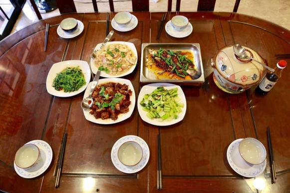 6 lunch dishes