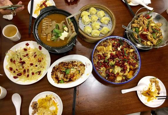 6 scrumptious dishes