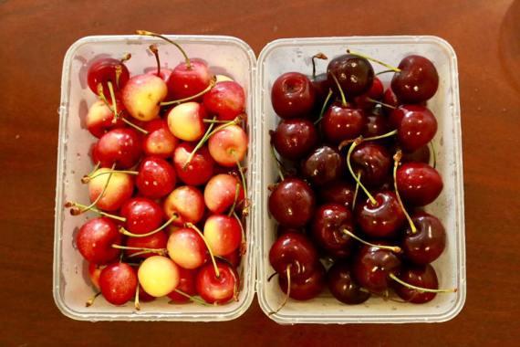nice cherries