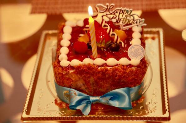 flor patisierrie millefeuille cake