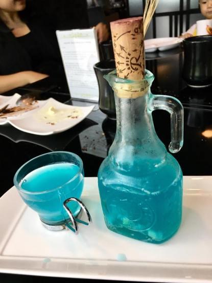 hawaian blue