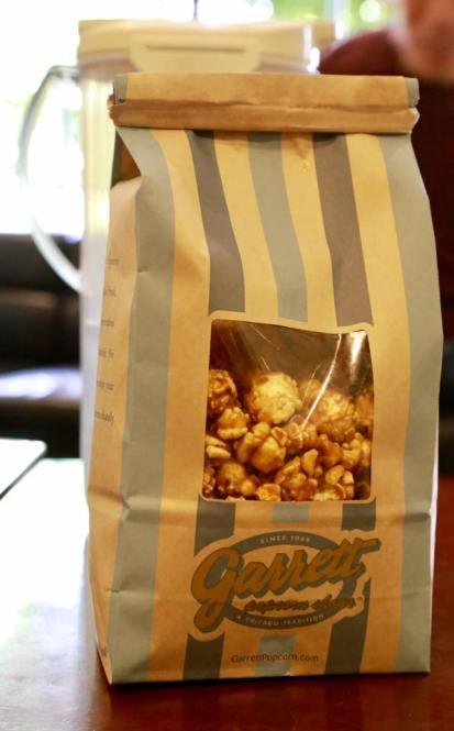 garrett popcorns