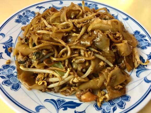S$3 fried kuay teow