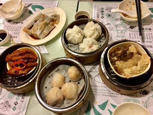 dimdumsum 点点心 dimsum items