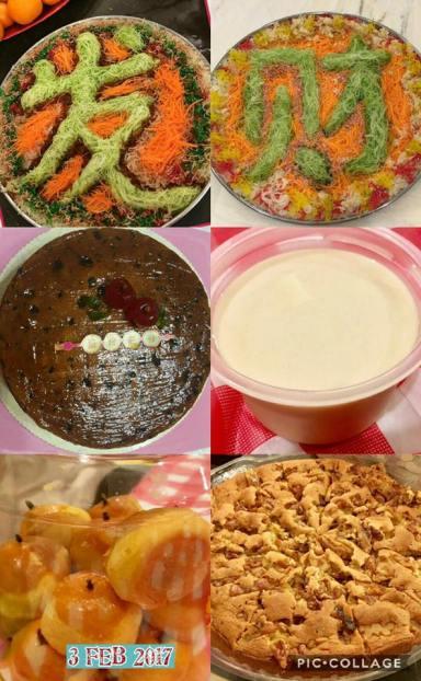 lohei & dessert