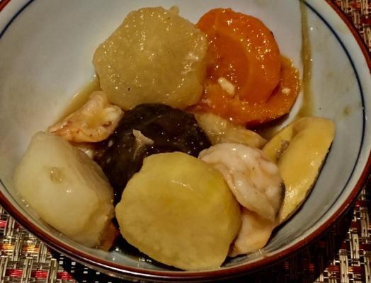 mini pencai 迷你盆菜