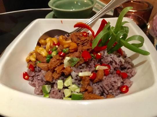 olive rice S$21