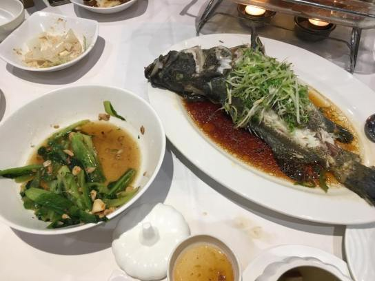 steamed live 1kg garoupa HK$58